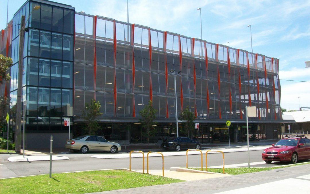 Woollongong Station Car Park