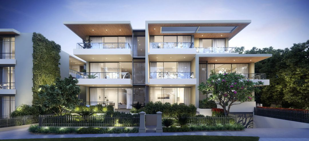 Tresor Apartments